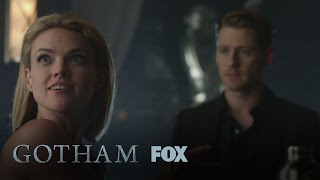 Gordon Questions Barbara About Jervis Tetch | Season 3 Ep. 6 | GOTHAM