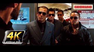 Росомаха против Членов Якудзы.  Росомаха: Бессмертный (2013) 4K ULTRA HD
