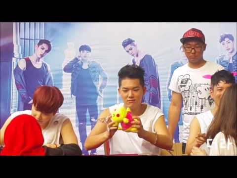 [20160724]비아이지 (B.I.G) - 팬싸인 (Fansign)2 @Berjaya Time Square Malaysia