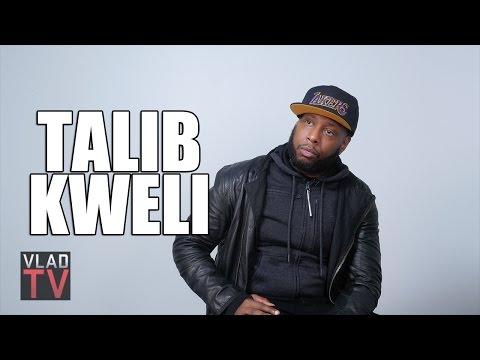 Talib Kweli on White Supremacists Fetishizing Asian Women and Anime