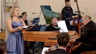 Caldara: In lagrime stemprato (Maddalena ai piedi di Cristo) - Ana Torbica and New Trinity Baroque