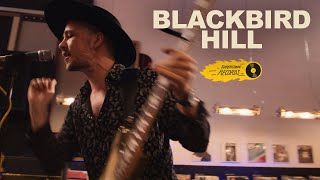 Blackbird Hill -  Wade In Black Water // On The Rocks | LES CAPSULES live au SUPERSONIC RECORDS