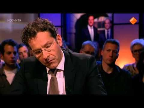 Jeroen Dijsselbloem over de Nederlandse huizenzeepbel