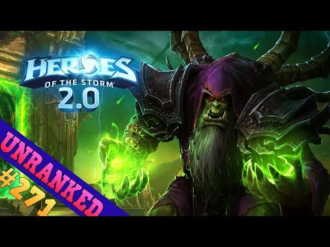 Heroes of the Storm 2.0 | Gul'dan - Guia de como NO insultar | EP271 | Gameplay Español | Heroes 2.0