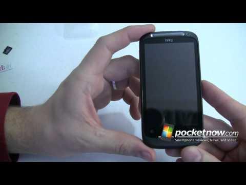 HTC Desire S Unboxing