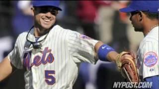 Mets Win 2010 Opener - New York Post