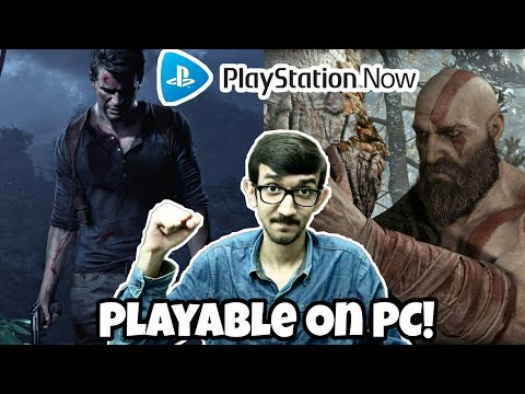 God Of War & Uncharted 4 On PC !