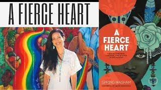Gambar cover A FIERCE HEART by Spring Washam