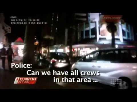 As it happened: Broadbeach bikie brawl footage released which led to VLAD laws