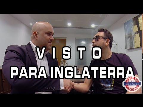 VISTO PARA INGLATERRA | PROFISSIONAL DA AREA EXPLICA | VIVER EM LONDRES