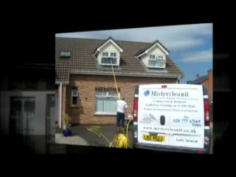 Mistercleanit Professional Window Cleaning Services