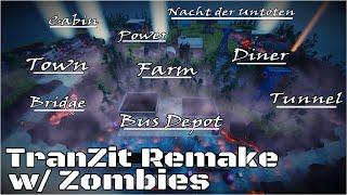 Transit Remake on Fortnite Creative | Completed Map + Game Modes w/Codes #MarksmanChallenge