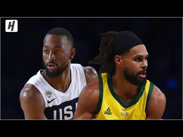 USA vs Australia - Full Game Highlights | August 24, 2019 | USA Basketball