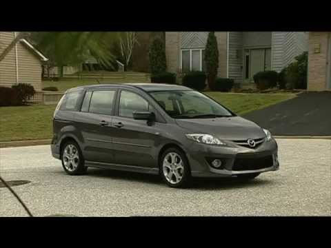 MotorWeek Road Test: 2009 Mazda5