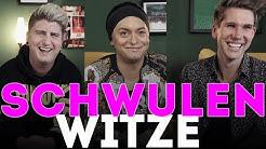 SCHWULEN-Witze | Randgruppenwitze mit Randgruppen