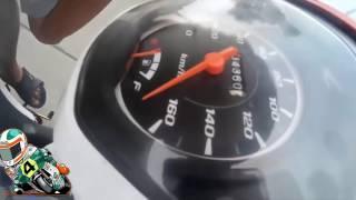เวฟ 110i วิ่ง 160 km  แรงจริง (หรือไมค์หลอก)