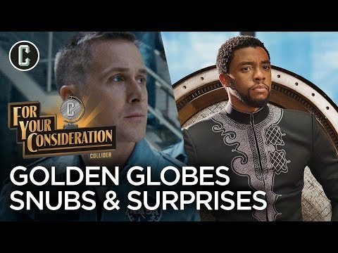 Golden Globes Nominations: The Biggest Snubs and Surprises - For Your Consideration Mp3