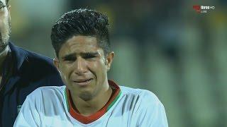 العراق 4-3 إيران | ركلات الترجيح | نهائي كأس آسيا للناشئين 2016 | تعليق محمد السعدي (قناة الكأس)