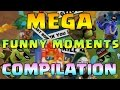 TOP Funny Moments, Glitches, Fails, Wins and Trolls Compilation | CLASh ROYALE Montage