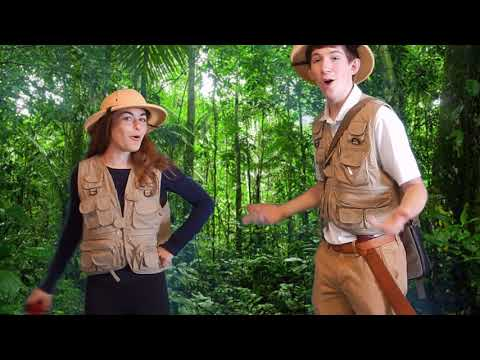 Will and Ilana's Tropical Rainforest Adventure!