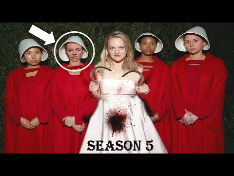 HANDMAID`s TALE Season 5 Leaked Information And Everything We Know