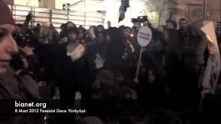 Feminist Gece Yürüyüşü