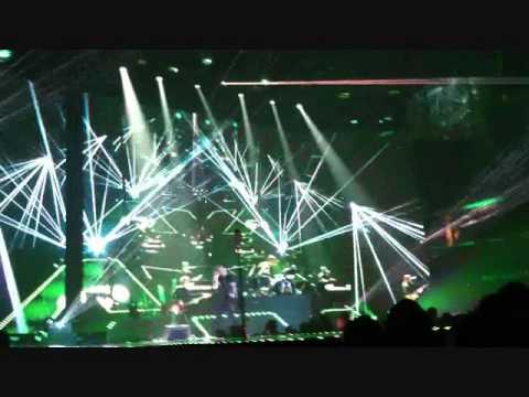3/16/13 Maroon 5 Concert at the Mandalay Bay Clips