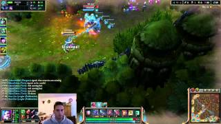 League of Legends - Ranked Jinx ADC - Interactive Commentary Series #1