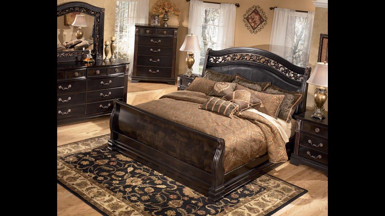 Ashley Signature Furniture Bedroom Sets Youtube