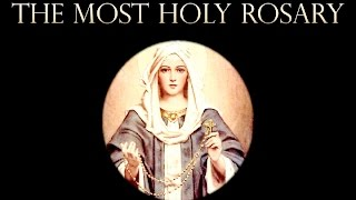 The Most Holy Rosary SORROWFUL MYSTERIES (Tuesday & Friday)