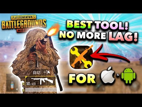 *NEW* FIX LAG GFX TOOL IOS/Android In PUBG Mobile! (Max FPS Settings)