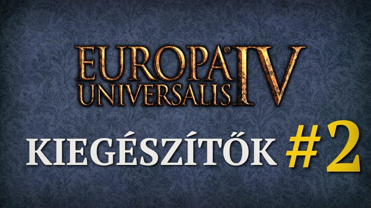 Europa Universalis IV kiegészítők (DLC) - Melyiket érdemes beszerezni   2 6a37682d48