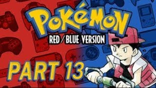 Let's Play Pokemon Red/Blue - 13 - S.S. Anne