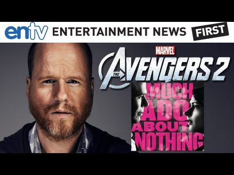 Avengers 2, S.H.I.E.L.D. Much Ado About Nothing : Joss Whedon Exclusive SXSW Interview - ENTV