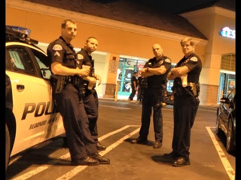 REDONDO BEACH POLICE OFFICER AARON PLUGGE