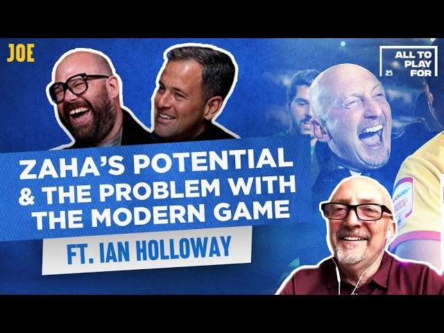 Ian Holloway joins the All To Play For Podcast with Tom Davis and Joe Cole