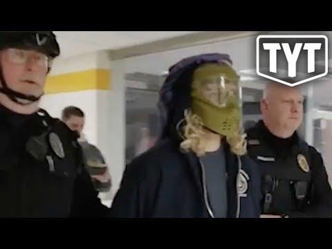 School's Shooter Training Video Has Strange Twist