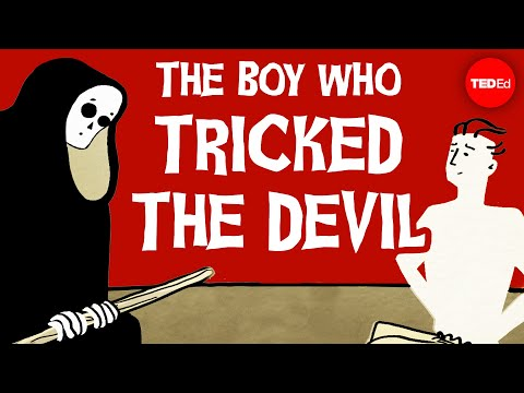 The tale of the boy who tricked the Devil  Iseult Gillespie