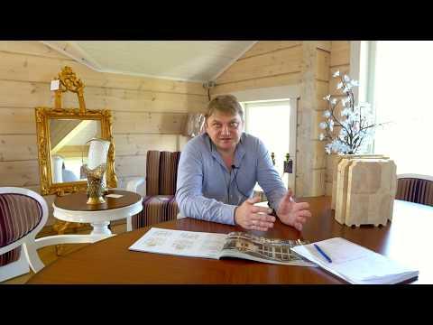 Стоимость и сроки строительства теплого контура дома из клееного бруса