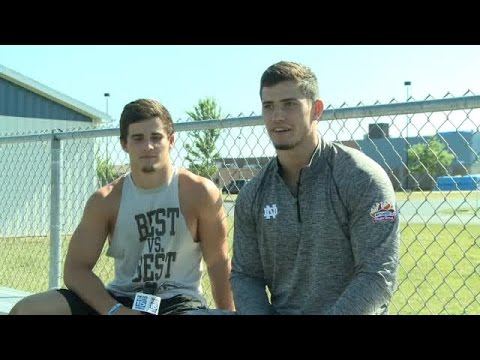 Drue and Justin Tranquill Full Interview