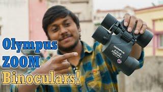 olympus 8-16x40 Zoom dps-i Binoculars Unboxing & Full Review!