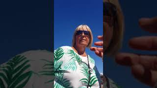 Flat Earth street activism Southport part 1