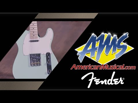 Fender Exclusive American Special Telecaster Overview - American Musical Supply