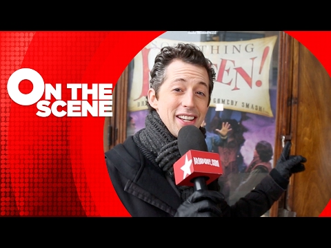 Go Behind the Scenes of the National Tour of SOMETHING ROTTEN!