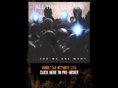 "All That Remains - ""Hold On"" New Song 2010 [Download]"