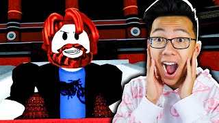 REACTING TO THE LAST GUEST 4 *EXCLUSIVE* (A Sad Roblox Movie)