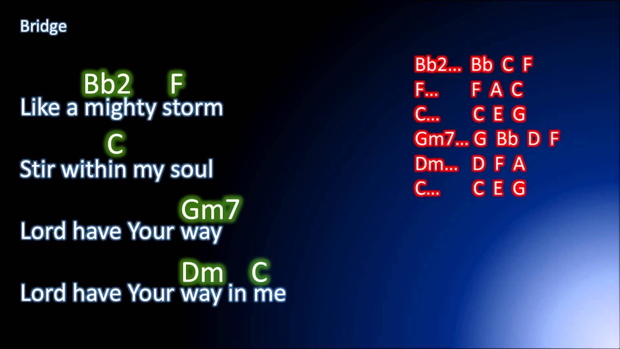 I surrender hillsong live lyrics and chords youtube i surrender hillsong live lyrics and chords hexwebz Image collections