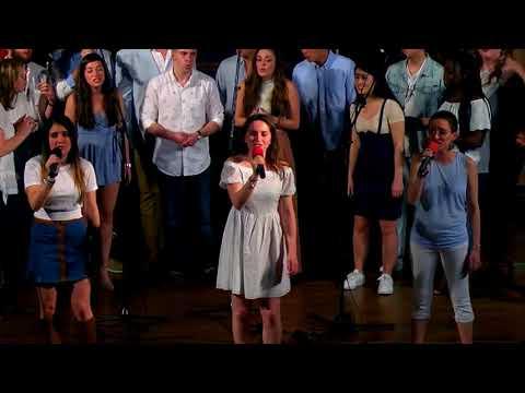 Georgetown Superfood - The Eye - Brandi Carlile (A Cappella)