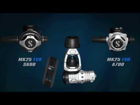 Regulators | SCUBAPRO MK25 EVO First Stage