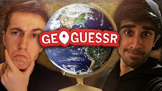 GEOGUESSR #2 with Vikkstar & Simon (GeoGuessr Challenge) Free HD Video